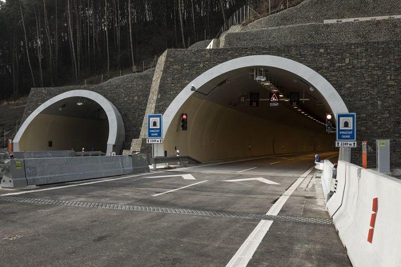 Bezpečnosť v tuneli