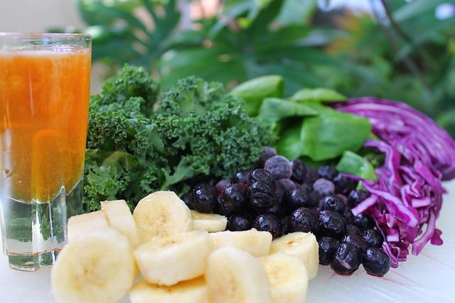 nápoj u ovoce