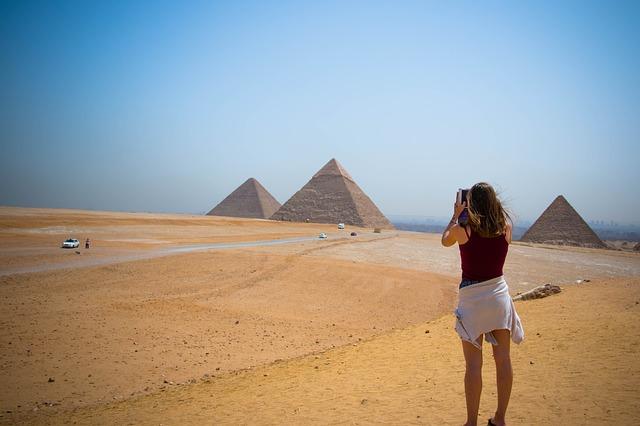 Egypt sa po rokoch opäť stáva top dovolenkovou destináciou