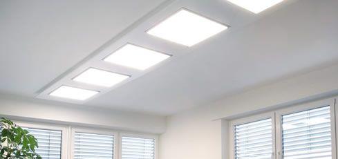 stropné LED osvetlenie